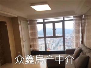 永辉豪布斯卡,高层,朝南,三房两厅两卫,精装修