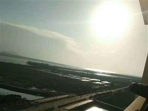 滨湖景城 观看整个大巢湖 全新毛坯湖景房 138平米113万