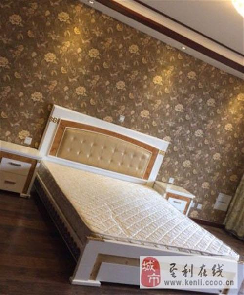 富安娜品牌欧式风,衣柜、床四件套全套出售