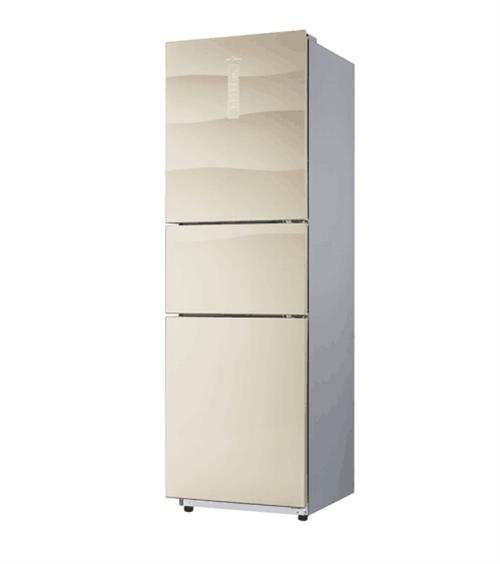 轉讓美的全新正品風冷變頻三門冰箱