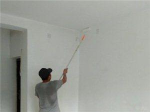 专业刮瓷刮腻子喷刷乳胶漆