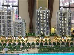 西岸悦湾124平米四房中层电梯毛坯售70.5万