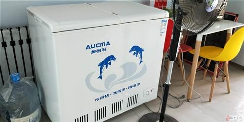全新澳柯玛冰柜