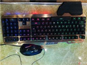 出售网吧闲置高档键盘鼠标50套可零售