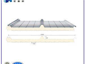 聚氨酯屋面板批發價格多少錢一平方