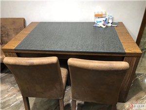 95成新餐桌椅出售