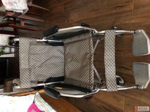 9.5成新手动轮椅低价处理