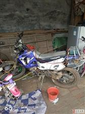 出售高赛摩托车