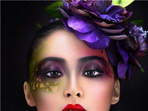 6周年盛典   6周年盛典 富顺艾尚化妆美甲培训