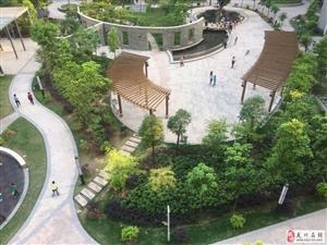港晟豪庭中层电梯毛坯108平米三房售67万