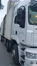 9米6货车一辆转让!(一年零3个多月快递箱车)