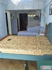 九龙天瑞广场1室1厅1卫精装家具家电空调齐