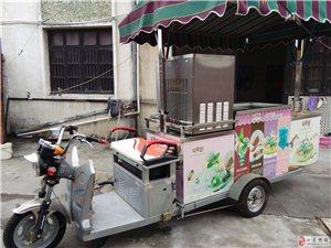 出售8成新冰淇淋车一辆
