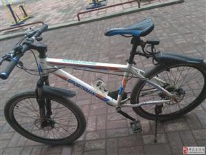 转让一台二手品牌自行车