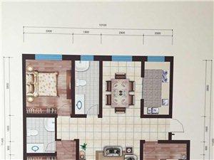万和城3室2厅2卫