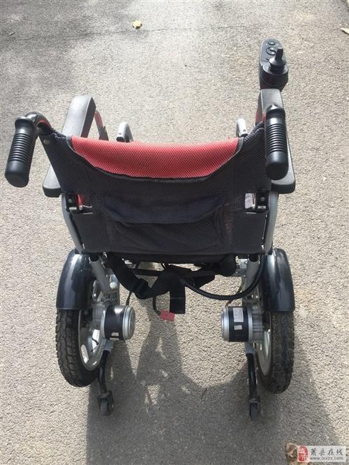 便宜转让贝珍电动轮椅