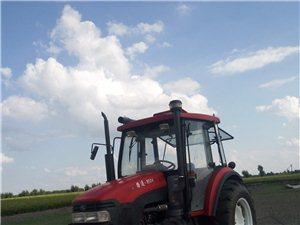 14年路通1004農用車一輛附加拉鉤機一輛