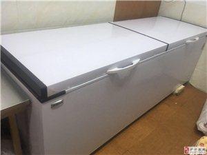 9成新1080升大冰柜卧式商用索伊品牌转卖