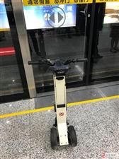 可以上地铁的折叠电动车