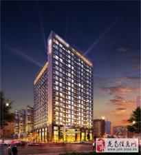(写字楼)县中心中央城电梯高层1500元/月