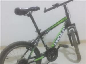 出售自行车一辆