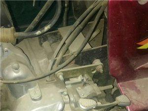 三轮车电瓶正常,110发动机,