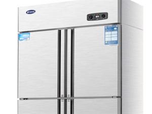 6个月商用四开门冰箱。还在保修期。现对外出售