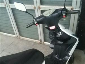 龙8国际娱乐官方网自己骑的一辆125小踏板