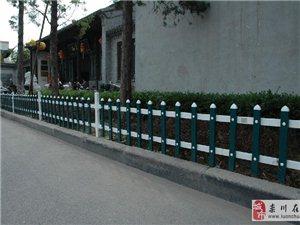 PVC花坛护栏 花坛护栏围栏 市政花坛草坪栏杆