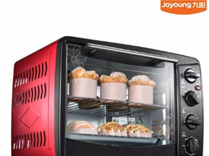 本人有一台9.9成新的烤箱欲转让