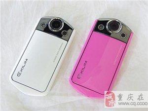 重庆城区回收卡西欧自拍神器回收tr750回收相机