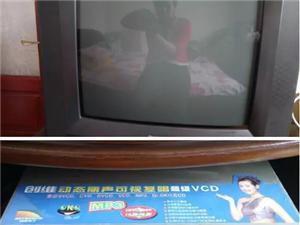 电视  VCD出售