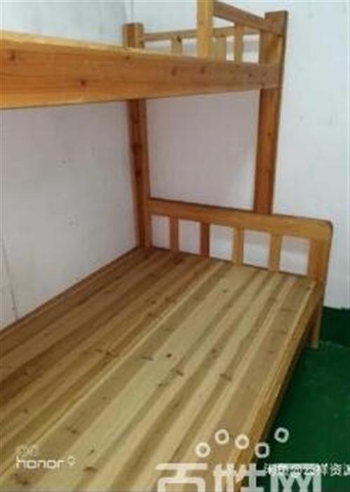 出售三张八层新的上下铁床