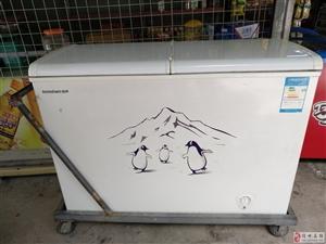 出售99成新二手容声冰柜