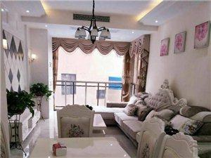 急售西城风景全新精装两室送品牌家具送中央空调