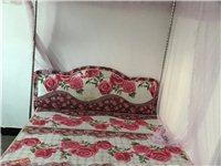 出售九成新床