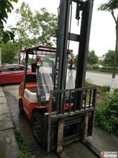 转让叉车合力德阳广汉3吨合力叉车一台