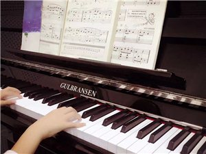 招收钢琴兴趣爱好者、一对一教学