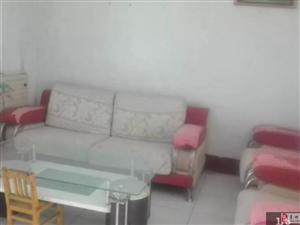 义和小区2室2厅80平简装带家具空调