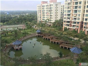 琼海锦绣山庄88平大两房,78万,满五唯一