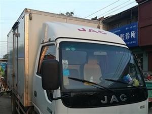 出售原版江淮箱式货车