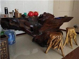 金丝楠木高档茶桌