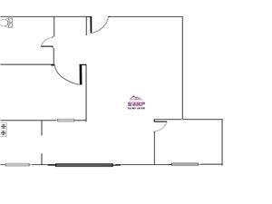【金诺房产】和顺广场2室适合办公3000元/月