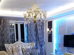 名桂世家1室1厅1卫高档装修拎包入住。漂亮