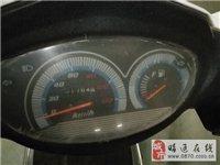 9成新踏板油摩托车低价出售