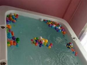 整套儿童游泳设备低价出售