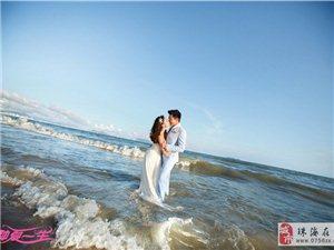 十大杰出影樓 珠海婚紗攝影 記錄2018滿城春色