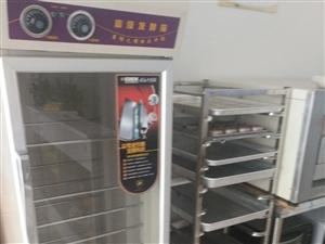 赔钱出售 封口机、电烤箱、发酵箱、凉架等一批面包、蛋糕、早点用设备