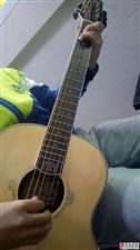 出售单板吉他一把