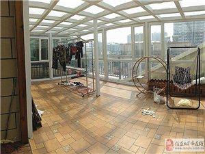 新泰花园叠拼洋房奢华装饰带室内所有物品邻雁翎公园